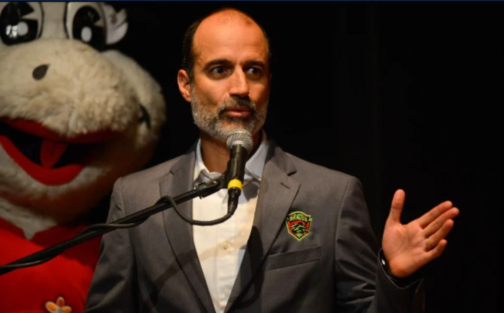 Guillermo Cantú, fuera de la presidencia de Bravos de Juárez