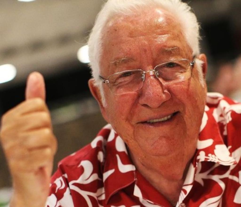 Muere el fundador de Vans, Paul Van Doren a los 91 años de edad. Noticias en tiempo real
