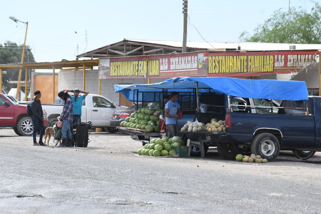 Se recupera precio del melón y la sandía en Matamoros