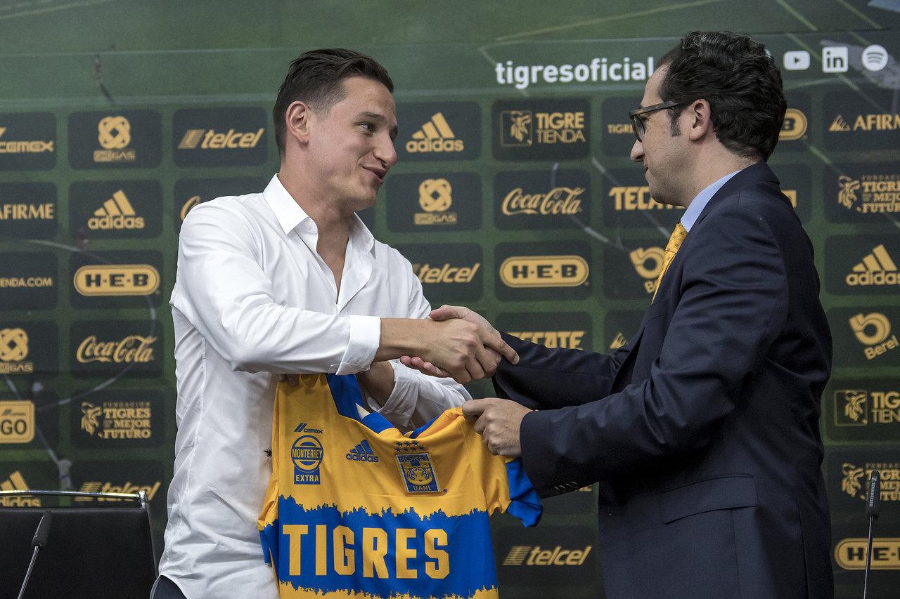 Florian Thauvin asegura que fue muy fácil darle el sí a Tigres. Noticias en tiempo real