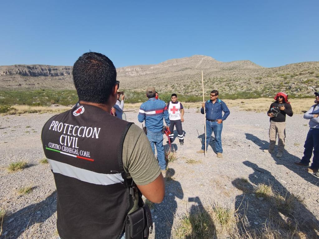 Hombre cumple 5 días extraviado en faldas del Cerro del Molino en Cuatro Ciénegas. Noticias en tiempo real