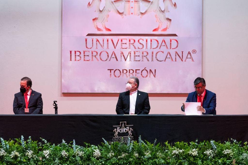 Inicia Ibero Torreón ciclo con nuevo rector, El Siglo de Torreón