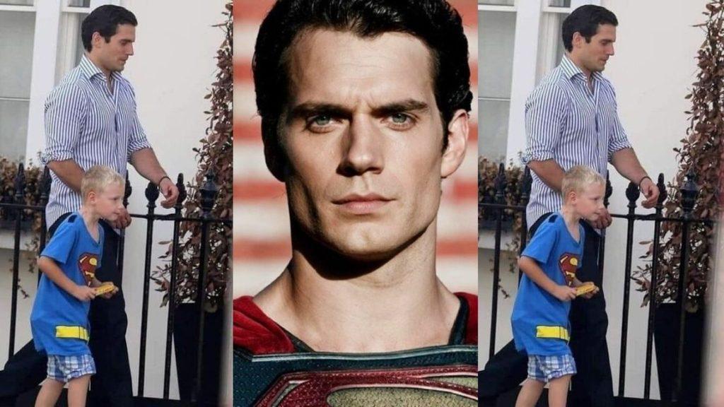 Mi tío es Superman'; sobrino de Henry Cavill lo presume en su colegio, El  Siglo de Torreón