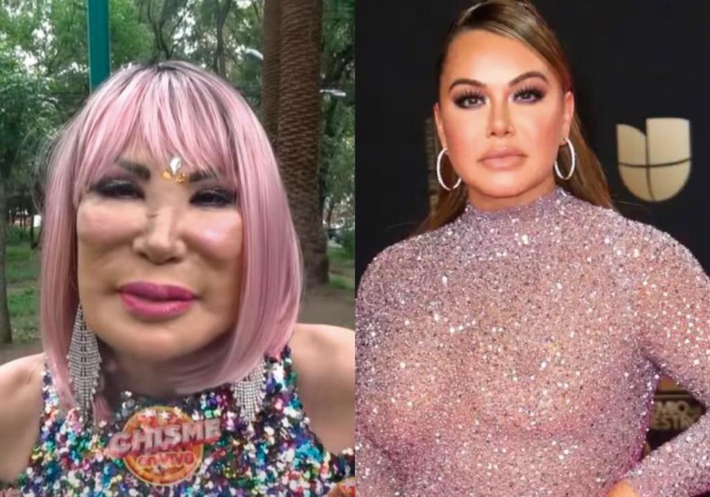 Lyn May llama gorda a Chiquis Rivera, El Siglo de Torreón