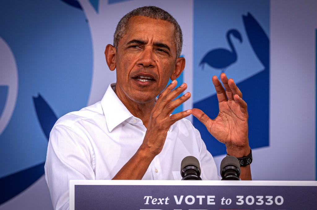 Barack Obama publicará libro de conversaciones con Bruce Springsteen. Noticias en tiempo real