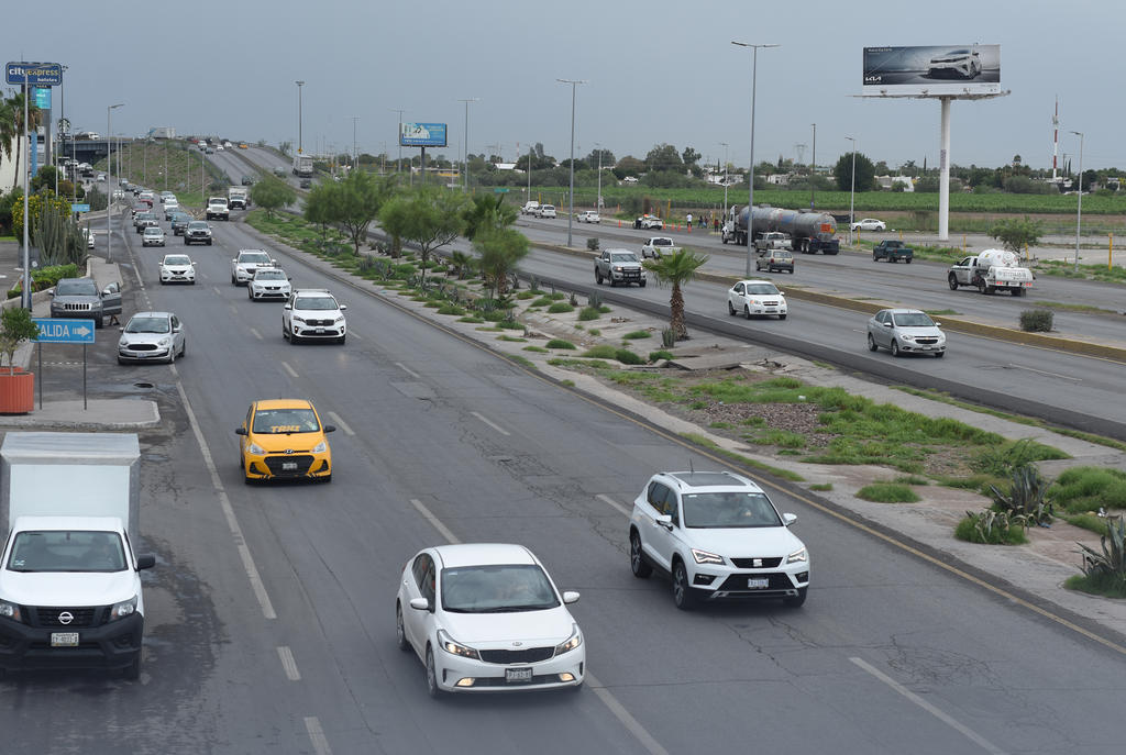 Periférico de Torreón encabeza rúas con más accidentes durante junio. Noticias en tiempo real