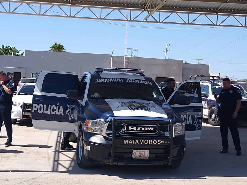 Por vacaciones está detenido la contratación de policías en Matamoros. Noticias en tiempo real