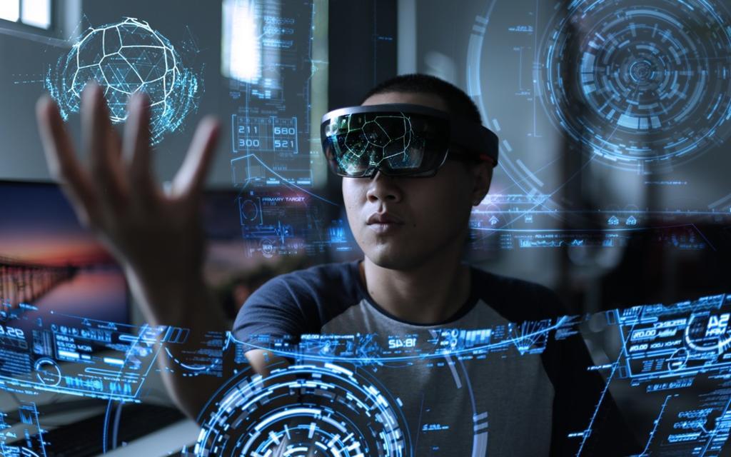 Facebook y Ray Ban trabajan gafas para su propio metaverso