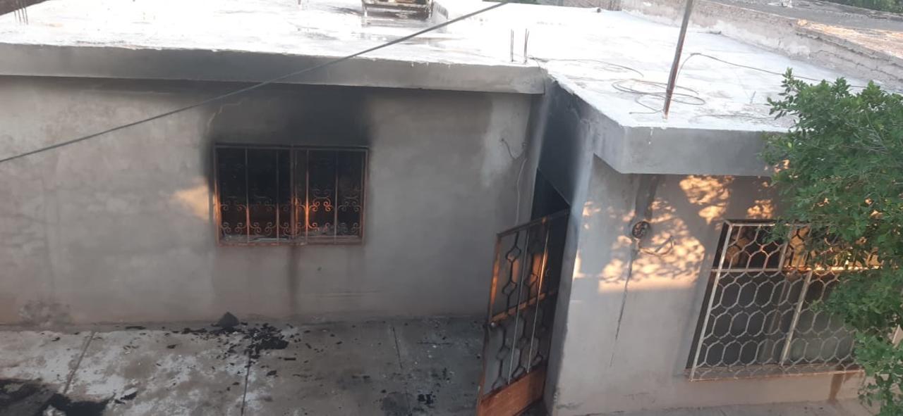 Cocina de domicilio en Lerdo se incendia; autoridades únicamente reportaron daños materiales. Noticias en tiempo real