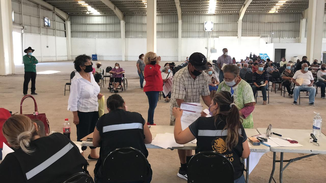 Operativo de pago de Pensiones de adultos mayores no se suspenderá este jueves en Gómez Palacio. Noticias en tiempo real