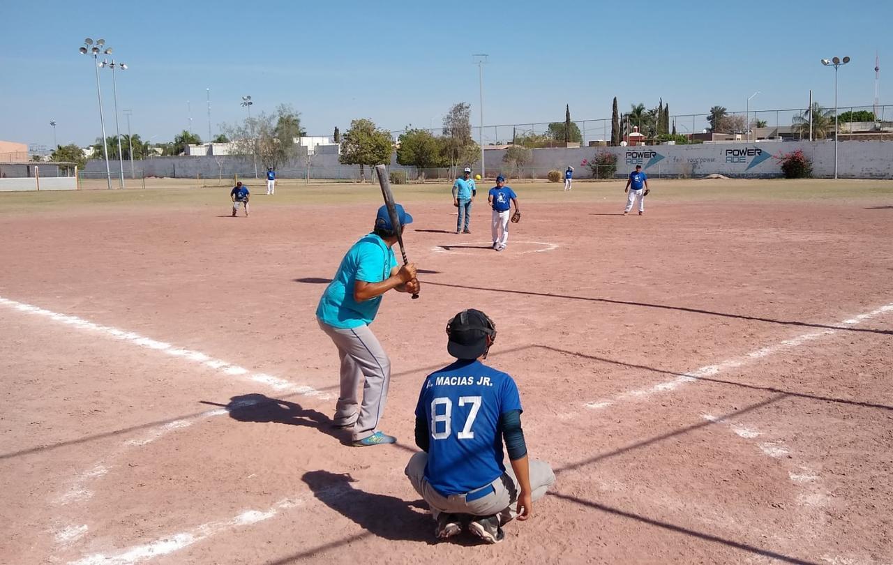 Preparan décima jornada en la Liga de Softbol de Bola Lenta Francisco Ramírez López. Noticias en tiempo real