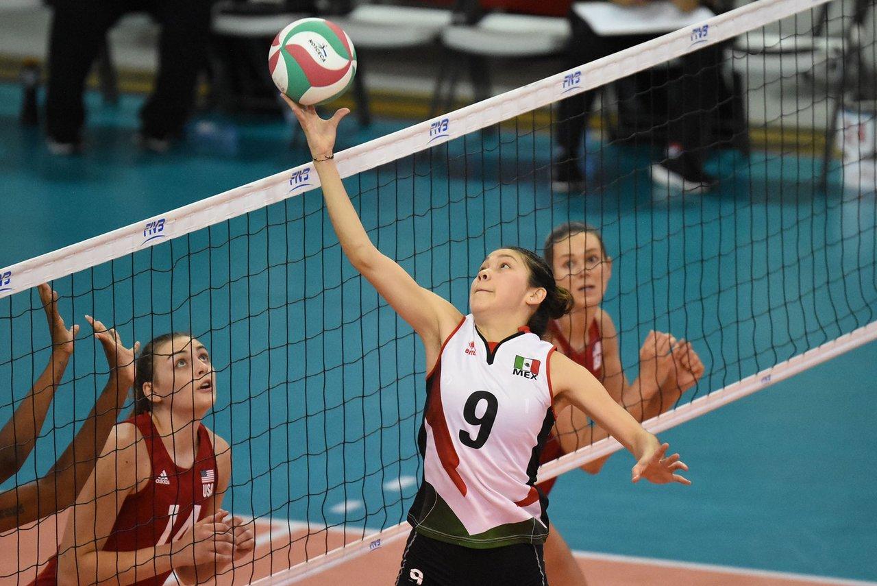 Victoria histórica para México sobre Estados Unidos en la Copa Panamericana Femenina de Voleibol NORCECA. Noticias en tiempo real