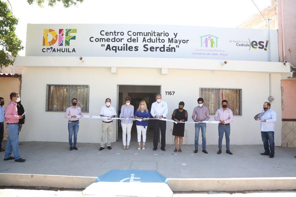 El DIF Coahuila fortalece apoyo a personas vulnerables