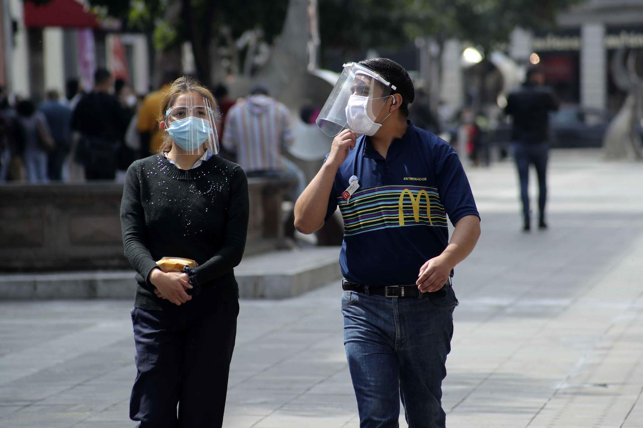 Variante Mu del coronavirus ya está presente en México, confirma López-Gatell. Noticias en tiempo real