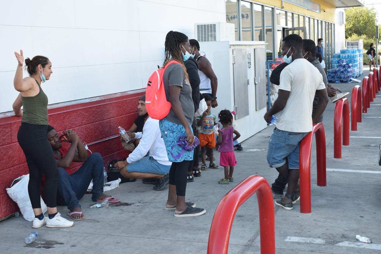 Diputada pide a autoridades de Coahuila y Piedras Negras no intimidar a migrantes haitianos. Noticias en tiempo real