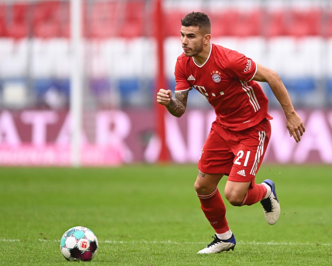 El jugador del Bayern, Lucas Hernández, afronta sentencia de prisión en España por violar orden alejamiento. Noticias en tiempo real