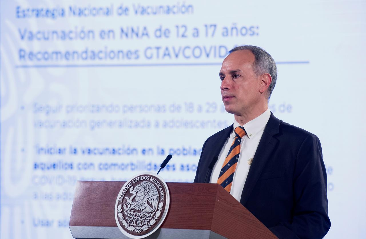 López-Gatell ofrece lecciones que México aprendió durante emergencia sanitaria por COVID. Noticias en tiempo real