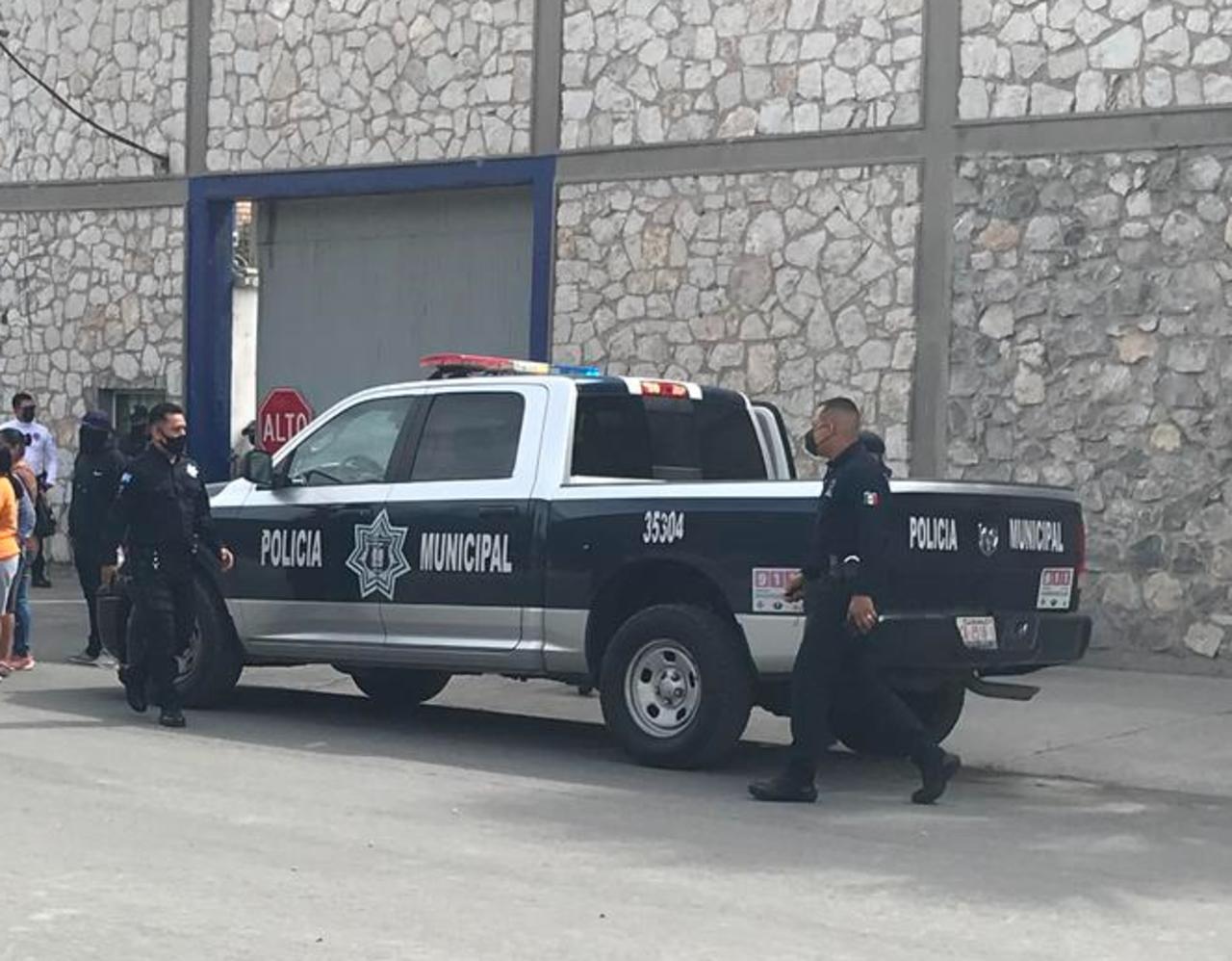 Tres ladrones detenidos en la Pequeña Zona Industrial de Torreón. Noticias en tiempo real
