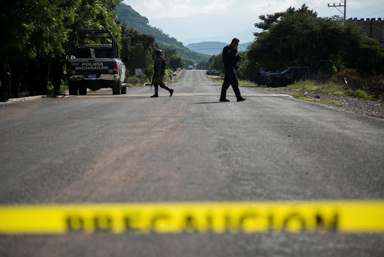 Comandante muere en emboscada en Michoacán. Noticias en tiempo real