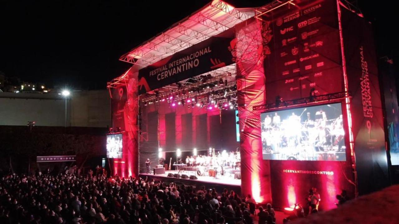 Coahuila llena de música y color el Festival Cervantino. Noticias en tiempo real