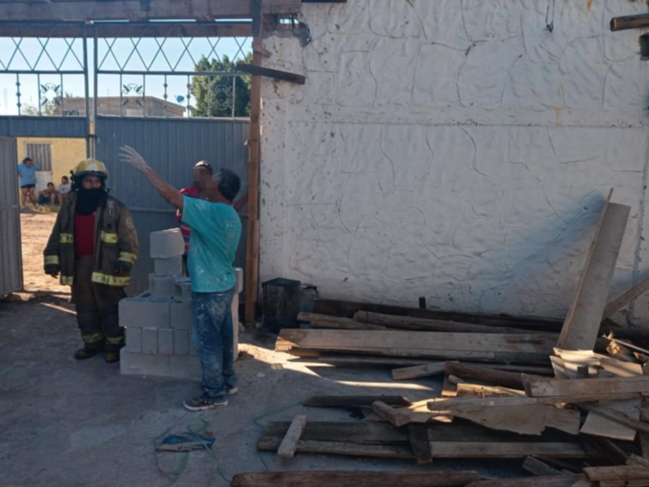 Menor termina en hospital de Gómez Palacio luego de sufrir descarga eléctrica. Noticias en tiempo real