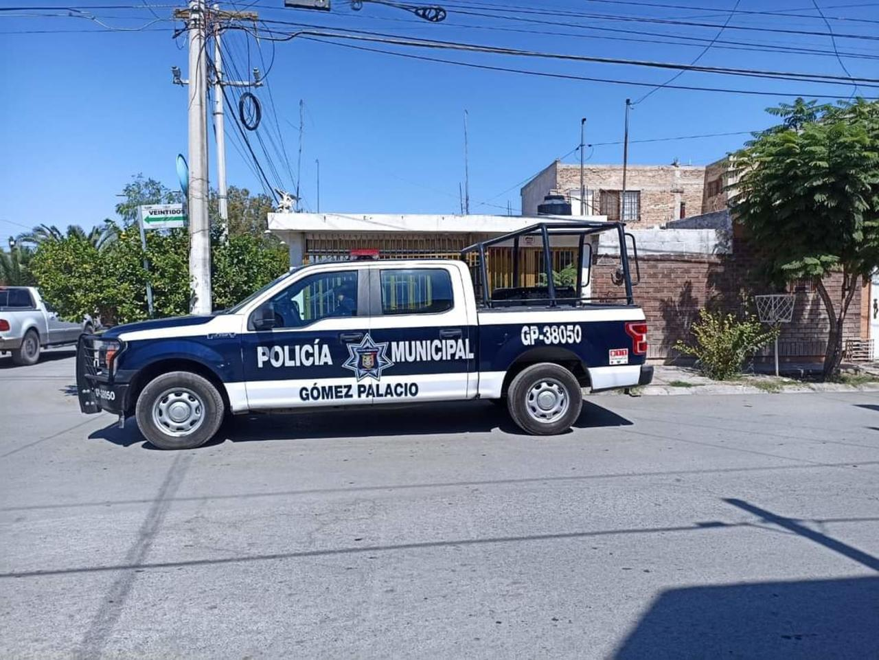 Con tubo metálico golpean a hombre para despojarlo de su motocicleta en Gómez Palacio. Noticias en tiempo real