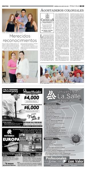 Edición impresa 29torc13