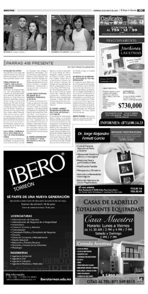 Edición impresa 29torc15