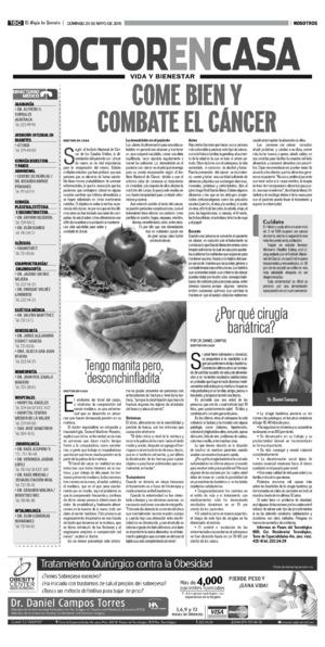Edición impresa 29torc18