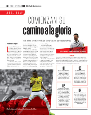 Edición impresa 16onca14