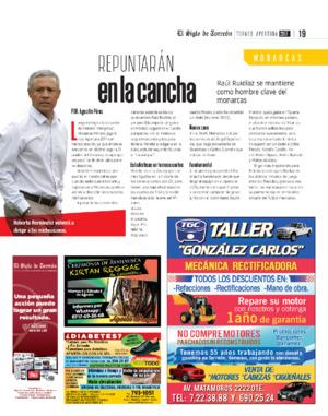 Edición impresa 16onca19
