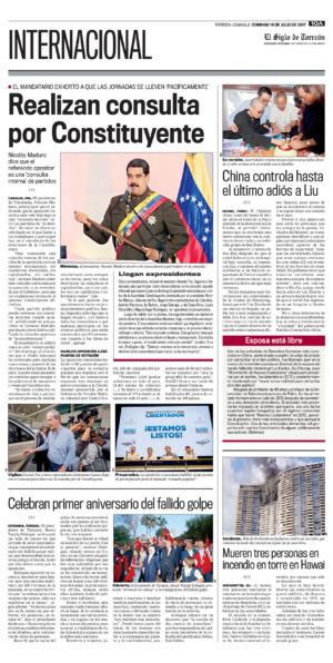 Edición impresa 16tora10