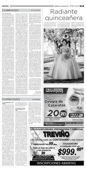 Edición impresa 16torc09