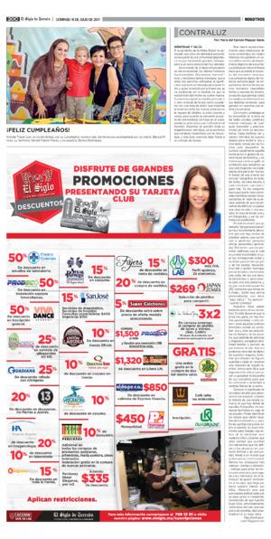 Edición impresa 16torc20