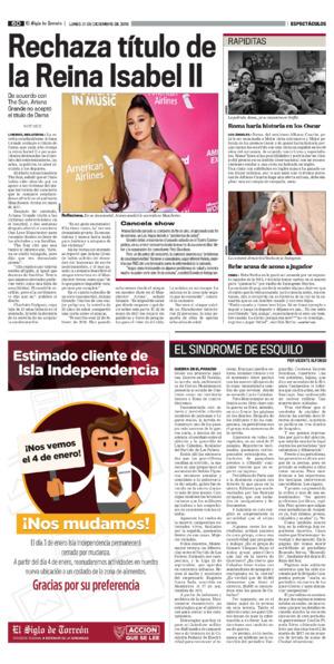 Edición impresa 31tord06
