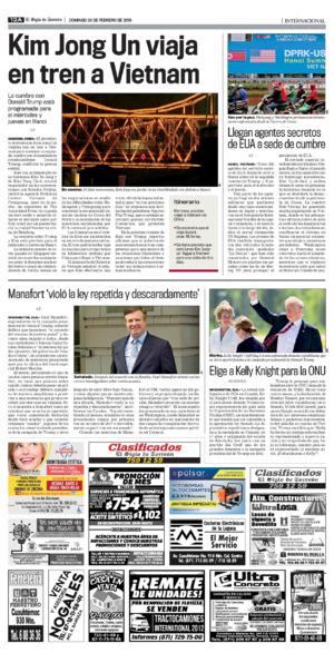 Edición impresa 24tora12