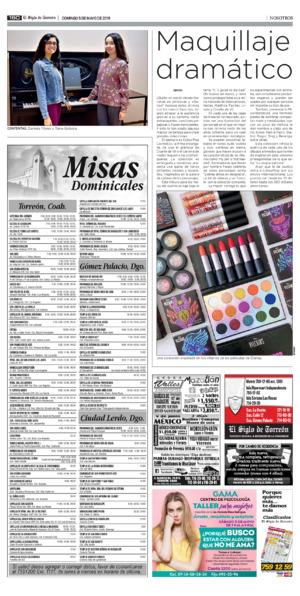 Edición impresa 05torc18