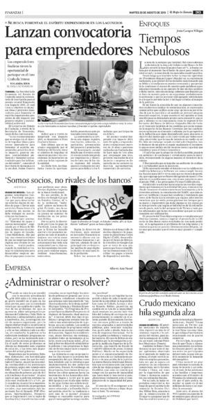 Edición impresa 20torg03