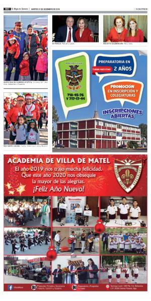 Edición impresa 31torc08