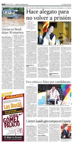 Edición impresa 26tora10