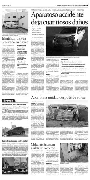 Edición impresa 23tore09