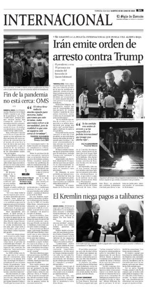 Edición impresa 30tora09