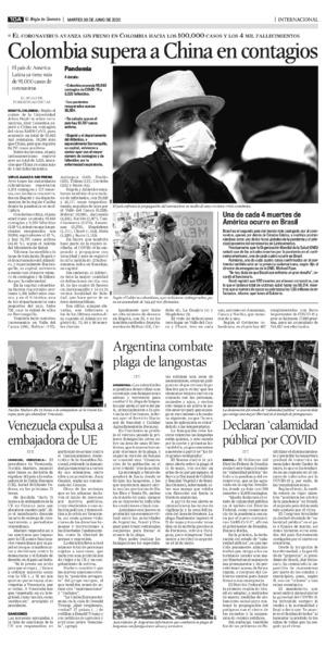 Edición impresa 30tora10
