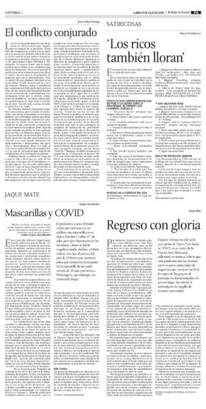 Edición impresa 13tora07