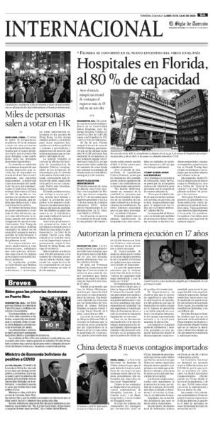 Edición impresa 13tora09