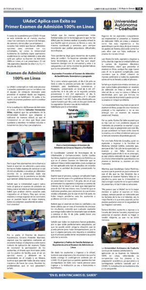 Edición impresa 13tora11