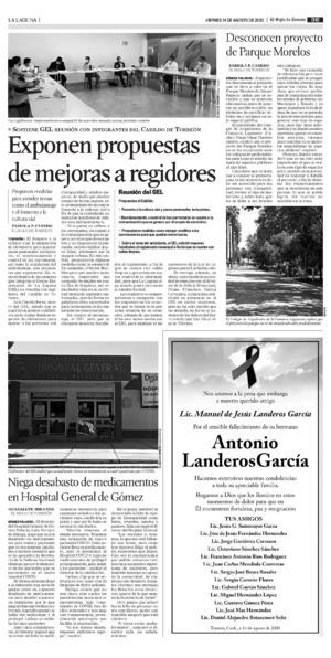 Edición impresa 14tore03