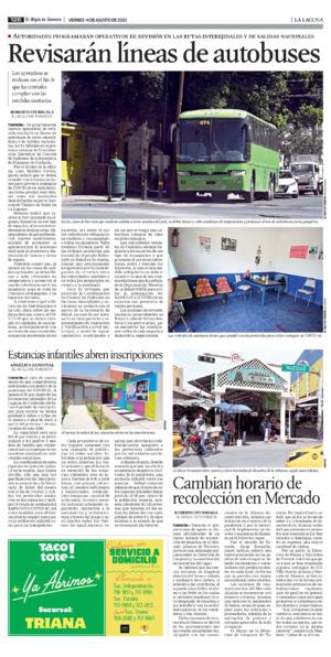 Edición impresa 14tore12