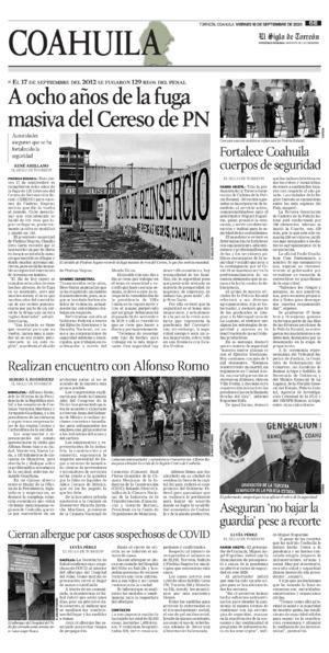 Edición impresa 18tore06