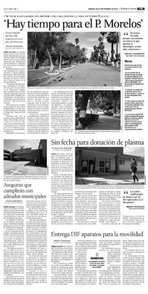 Edición impresa 18tore11